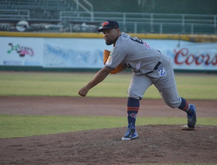 Beisbol, LMB: Tigres inicia serie ganándole a Broncos de Reynosa