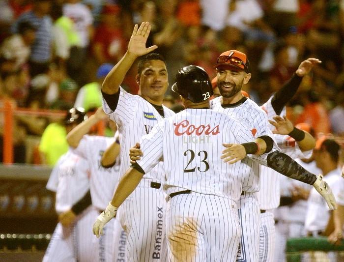 Beisbol, LMB: Vaqueros Laguna barre a los Rojos del Águila