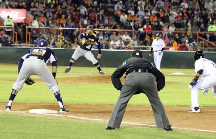 Beisbol, LMB: Vaqueros y Rieleros abren serie este martes en Aguascalientes