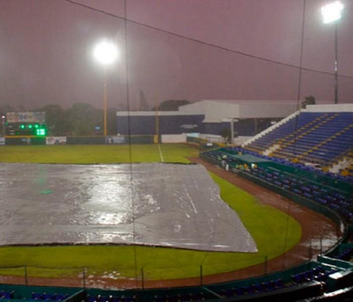 Beisbol, LMB: La lluvia pospone juego en Cd. del Carmen.