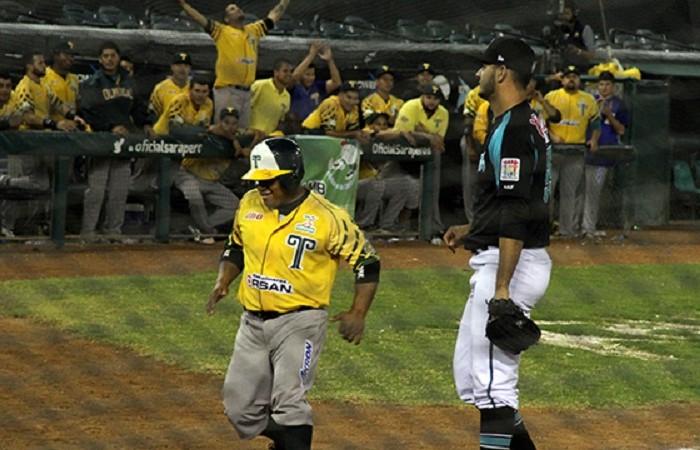 Beisbol, LMB: En 18 entradas, Olmecas gana el primero en Saltillo