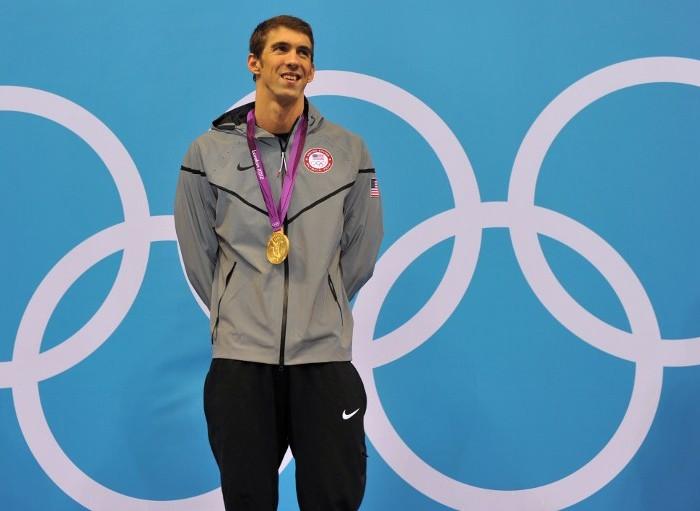 Juegos Olímpicos: Sus quintos Juegos Olímpicos