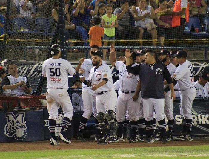 Beisbol, LMB: Sultanes le da voltereta a RIeleros y aseguran la serie