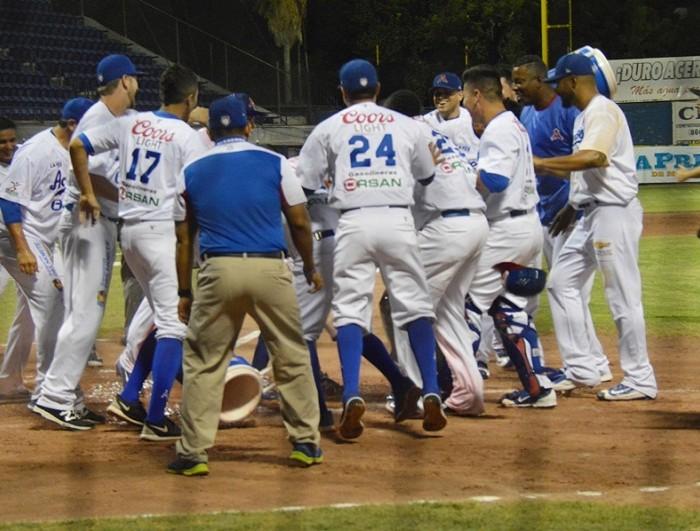 Beisbol, LMB: Garanzuay la vuela y Acereros dejan tendidos a los Delfines