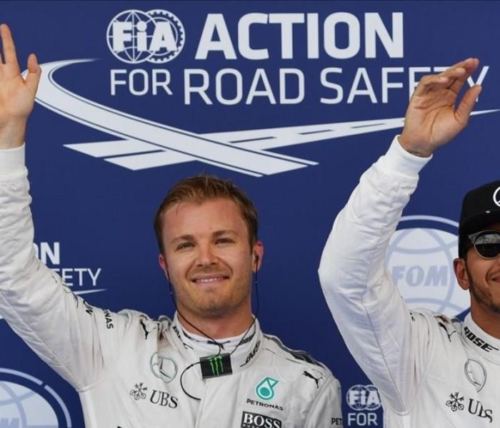 Automovilismo: Hamilton domina las pruebas