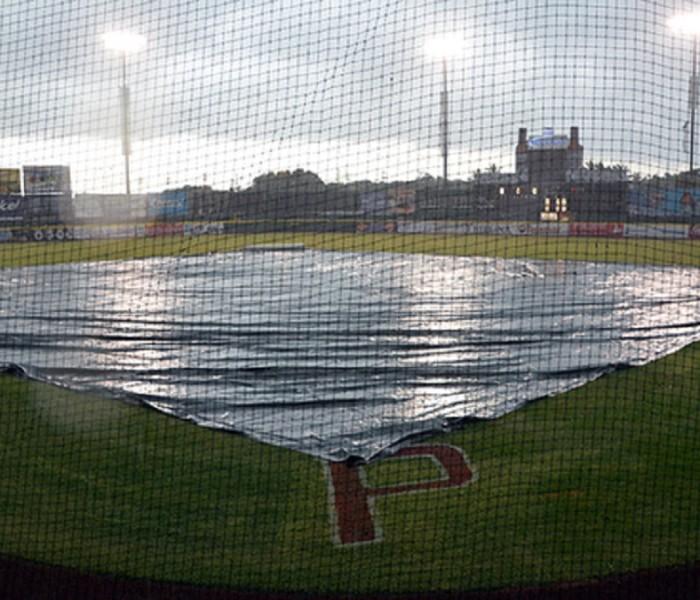 Beisbol, LMB: La lluvia no permite que se lleve a cabo el juego en Campeche.