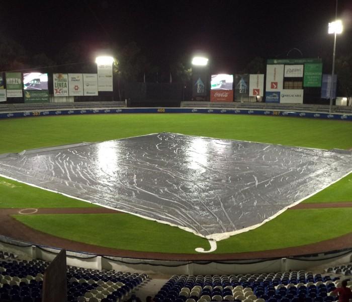 Beisbol, LMB: La lluvia impide el juego en el Hermanos Serdán.