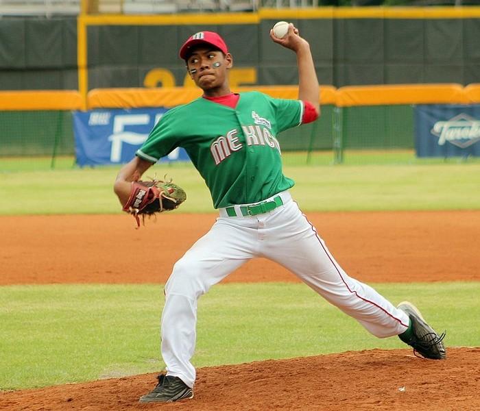 Beisbol, WBSC: México vence a Estados Unidos y clasifica al Mundial Sub-12
