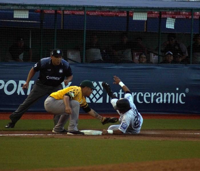 Beisbol, LMB: Los Guerreros le aplican escoba a los Olmecas.