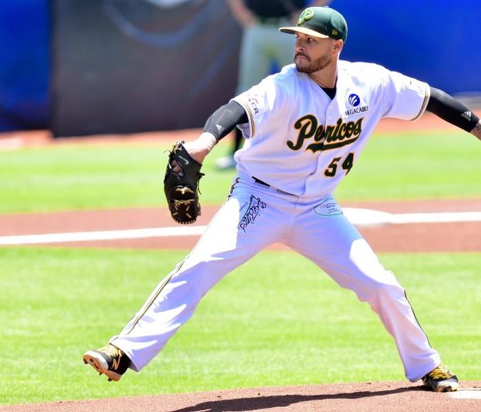 Beisbol, LMB: Gran labor de Blackley y Pericos a un juego de la Serie del Rey.