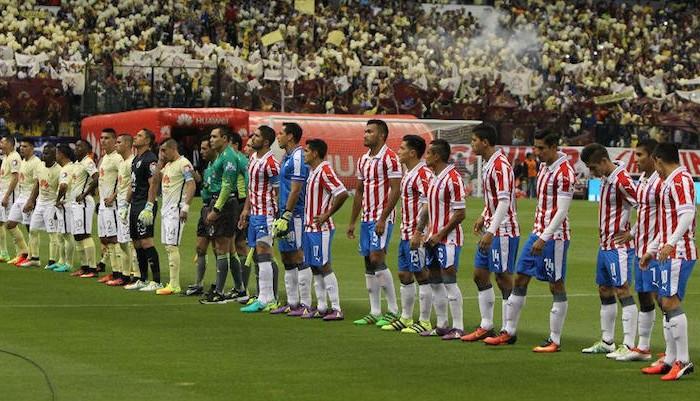 Futbol: Un once ideal pintado de rojo y blanco