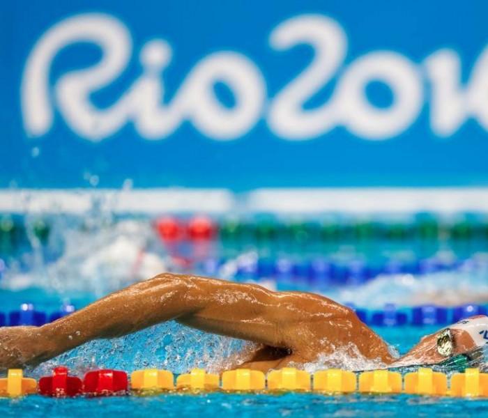 Juegos Olímpicos: Michael Phelps ya entrenó en Río
