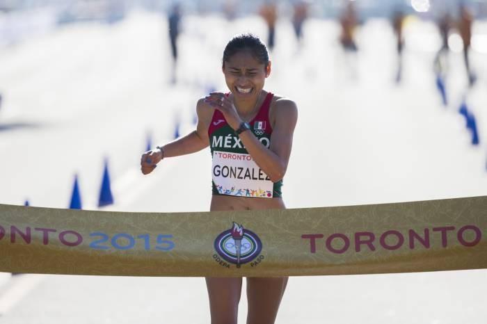 CONADE: Guadalupe González en busca del Premio Nacional del Deporte