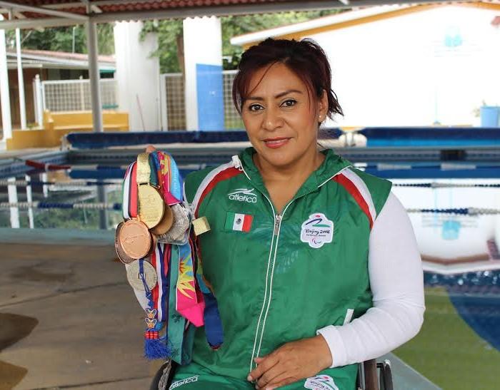 Juegos Paralímpicos: Laura Cerero vio acción en sus quintos J.P