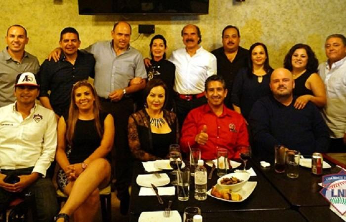 Beisbol, LNM, LMB: Premian a Directivos de la Liga Norte de México