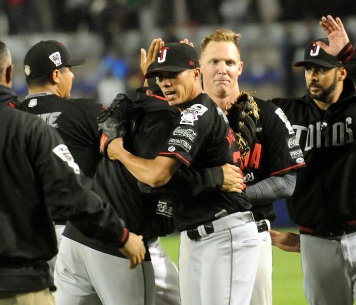 Beisbol, LMB: Gran triunfo de Toros y alargan la Serie del Rey.