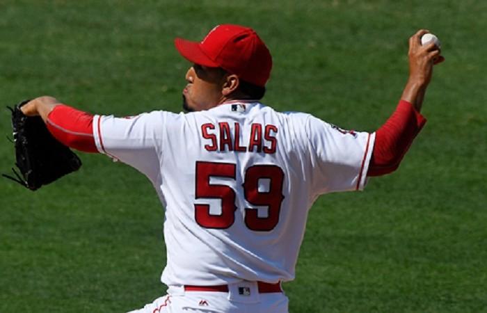 Beisbol, MLB: Fernando Salas sale de Angels y Mets será su nuevo equipo