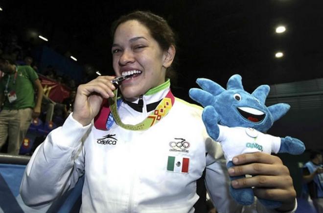 Judo: Lenia Ruvalcaba descansará tras verano ganador
