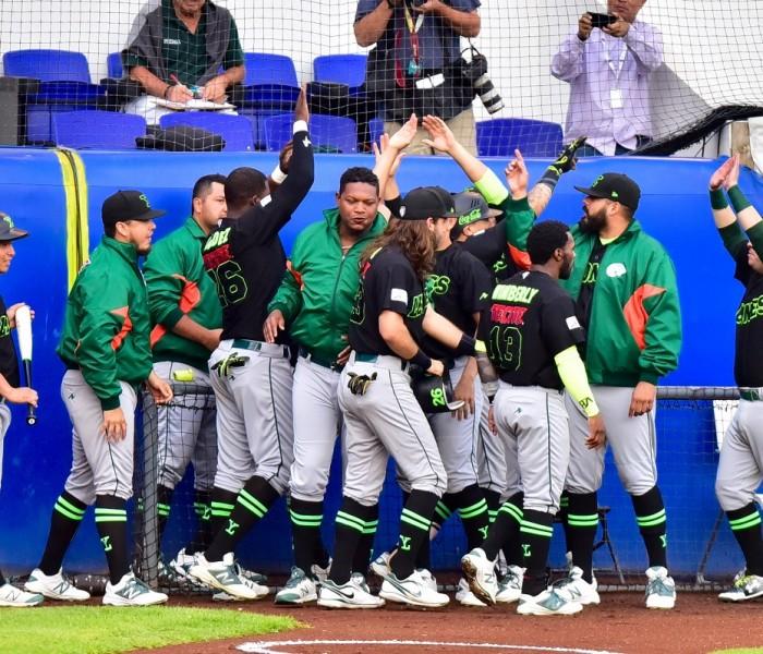 Beisbol, LMB: Leones vuelven a ganar y regresan la serie a Mérida.