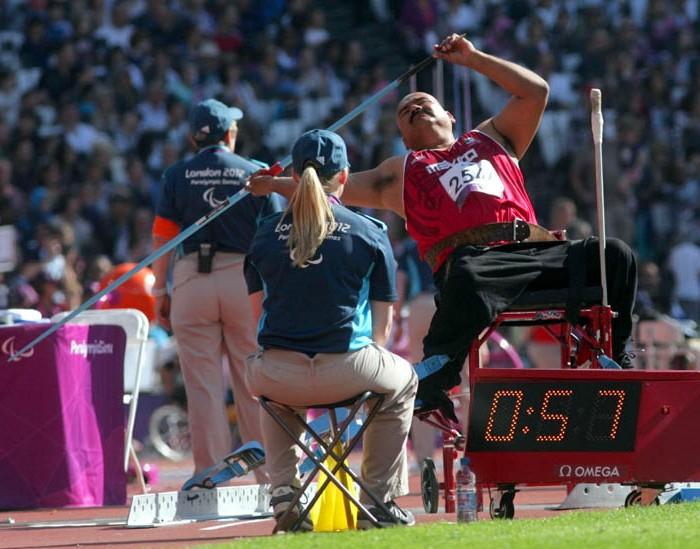 Juegos Paralímpicos: Luis Zepeda consigue plata para México
