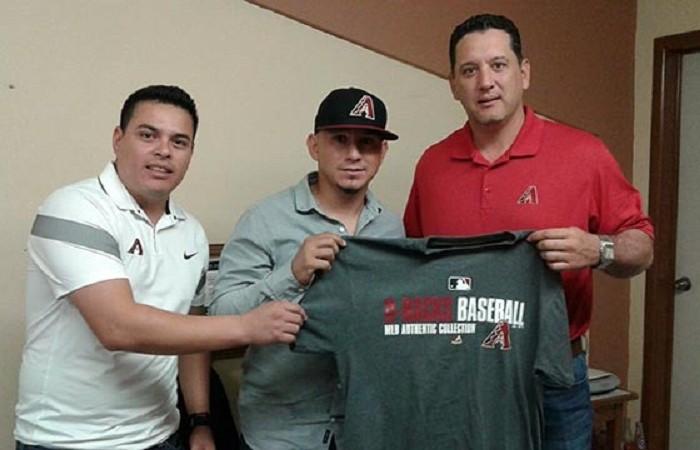 Beisbol, LMB: Miguel Aguilar firmó con los Diamondbacks de Arizona