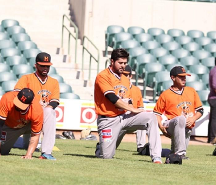 Beisbol, LMP: Naranjeros de Hermosillo iniciaron pretemporada.