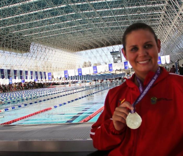 Juegos Paralímpicos: Nely Miranda llegó a Río para Triunfar