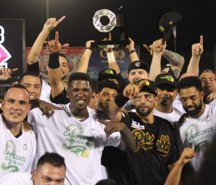 Beisbol, LMB: Juegazo en Mérida y los Pericos son campeones de la Zona Sur.