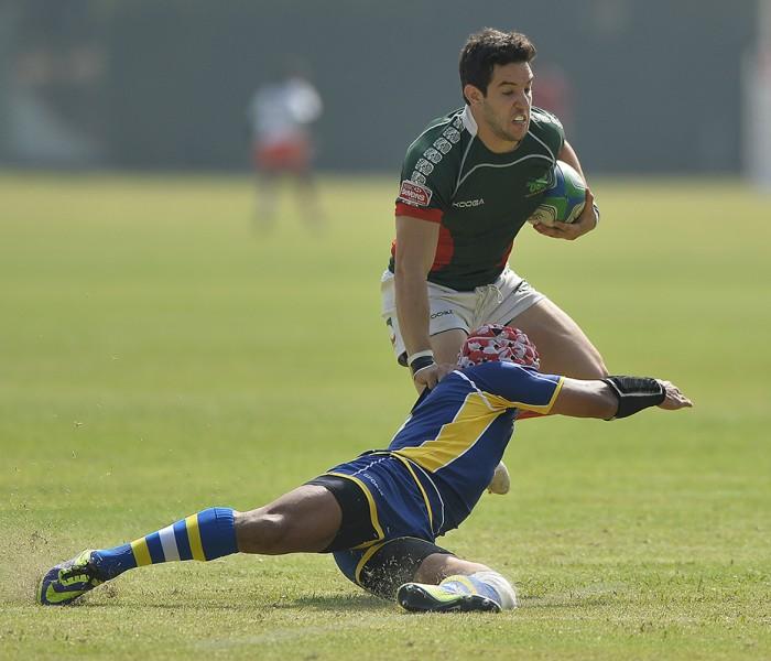 Rugby: Todo listo para enfrentar en la final a Guyana
