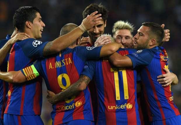 Futbol: Barcelona se luce ante el Celtic en el inicio de la Champions