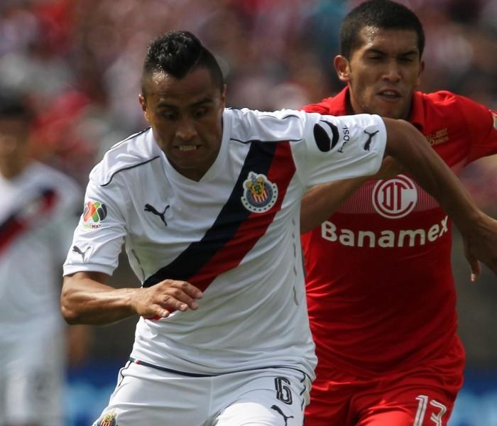 Fútbol: Agotados los boletos para el Toluca-Chivas