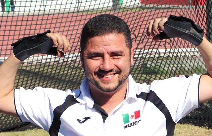 Juegos Paralímpicos: Mario Santana es séptimo
