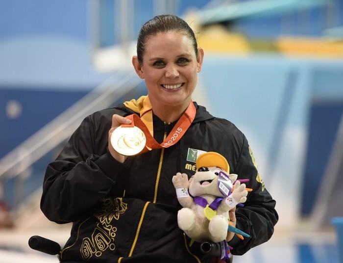 Juegos Paralímpicos: Nely Miranda se queda a nada de subir al podio