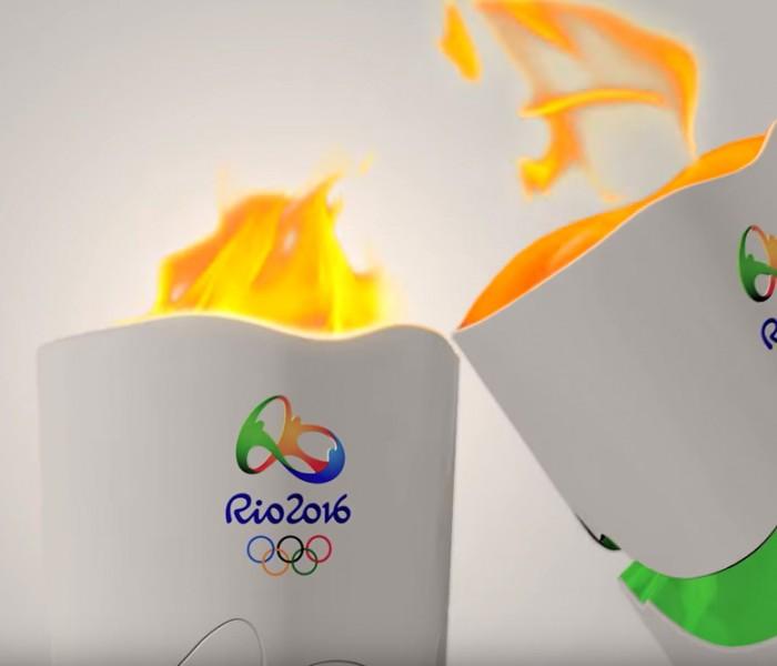 Juegos Olímpicos: Antorcha subastada por 66.000 dólares