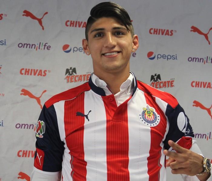 Futbol: Un sueño cumplido para Pulido su llegada a Guadalajara