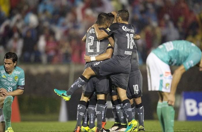 Futbol: Lluvia de goles que otorga el pase a Toluca contra León
