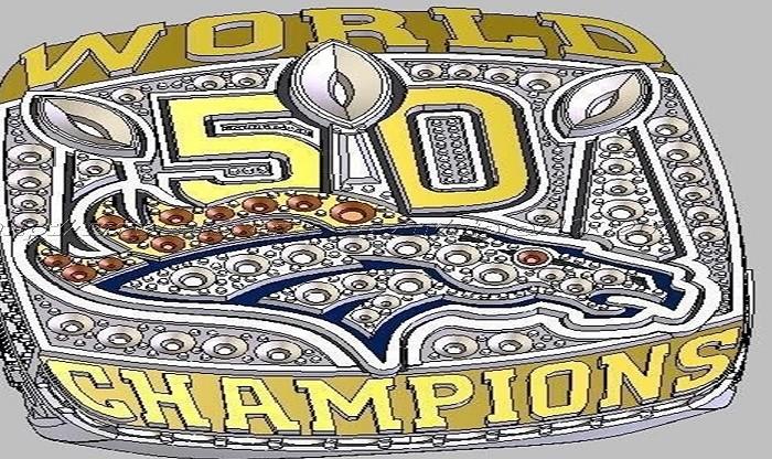NFL, Futbol Americano: Roban anillo de Super Bowl