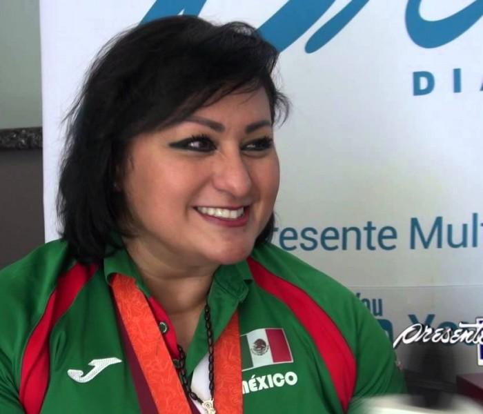 Juegos Paralímpicos: Ángeles Ortiz se siente motivada tras su participación en Río