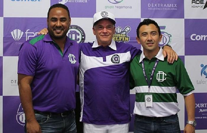 Beisbol, LMB, LIM: Delfines anuncia su participación en la Liga Invernal Mexicana