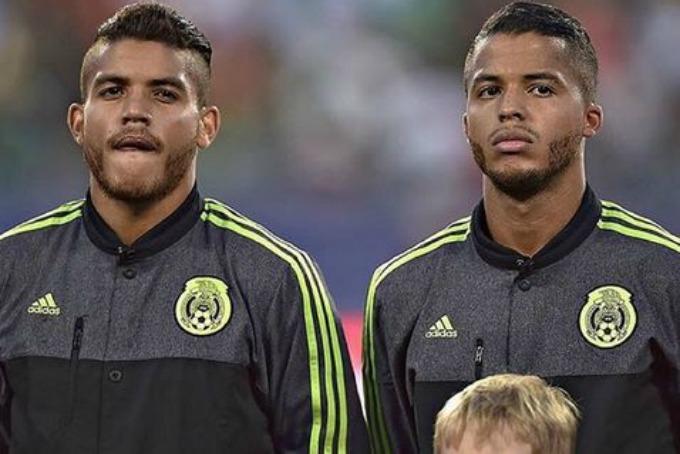 Fútbol: Hermanos Dos Santos y Vela estarán contra Bosnia