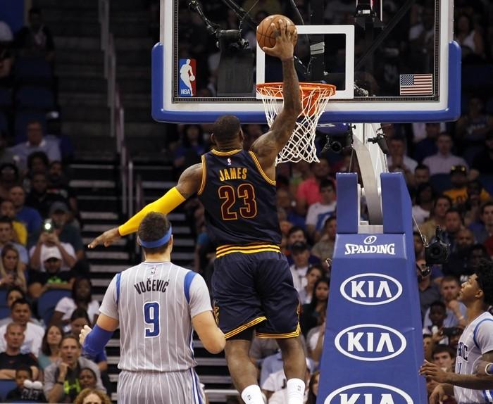 NBA, Baloncesto: Los Cavs suman su tercera victoria