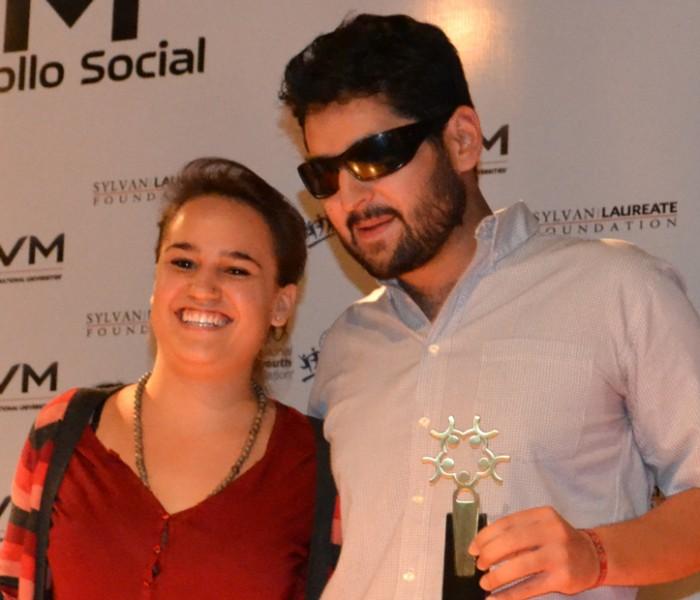 CONADE: Entregan Premio Estatal del Deporte a Diana Coraza y Jorge Lanzagorta