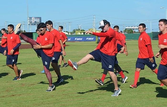 Beisbol, LMB: Los Piratas iniciaron entrenamientos para la Liga Peninsular