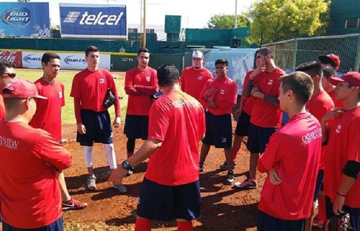 Beisbol, LMB, LPB: Piratas de Campeche continúa su preparación para la Liga Peninsular