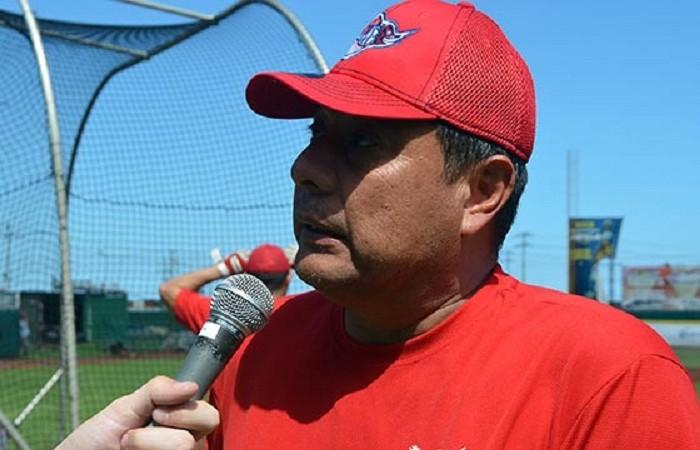 Beisbol, LPB: Kiko Castro reportó a los entrenamientos de Piratas