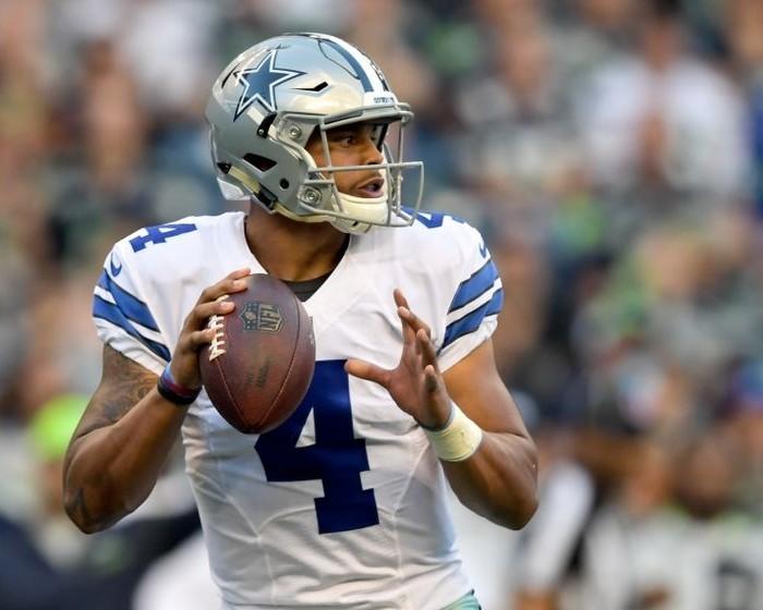 NFL, Futbol Americano: Dak Prescott seguirá al mando de los controles en Dallas