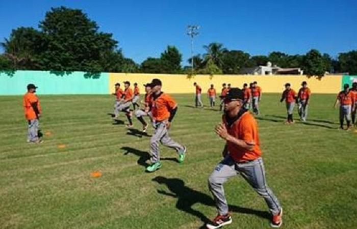 Beisbol, LMB, LPB: Vaqueros ya entrenó en Calkiní para la Liga Peninsular