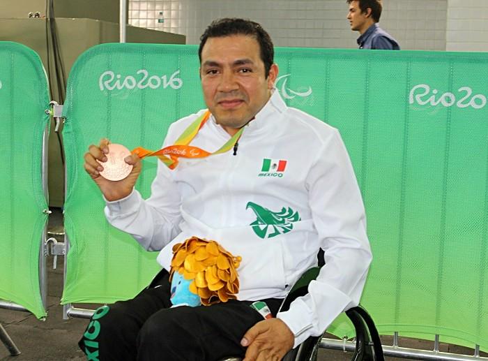 CONADE: Edgar Cesáreo habla de Rio 2016