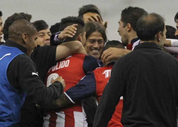 Fútbol: Almeyda no olvida a Chivas y desea regresar