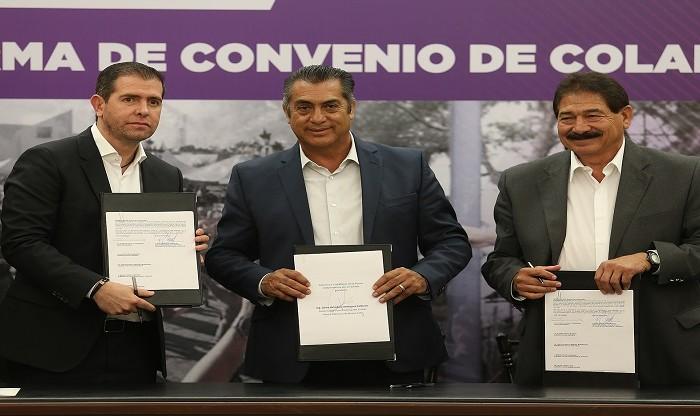 CONADE, INDE: CONADE e INDE Nuevo León firman convenio